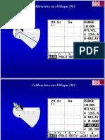Calibracion DSC 2007