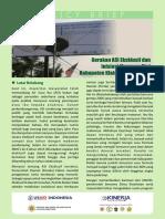 Policy Brief IMD Dan ASI Eksklusif - Kab Klaten