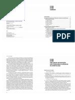 Uma Breve Introdução Aos Problemas Clássicos Da Morfologia (Livro Para Conhecer Morfologia)