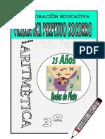 II Bimestre Libro Aritmètica 3º