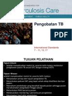 ISTC Pengobatan TB