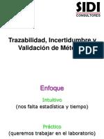 Incertidumbre Sector Salud