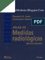 Atlas de Medidas Radiologicas