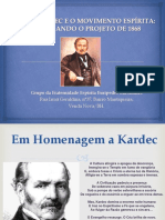 Allan Kardec e o Movimento Espírita