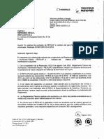 Exclusión Partes Para Fabricación de Luminarias 2016016002