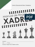 Manual de Regras de Xadrez 2017