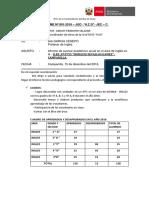 Informe Academico Hzg 2016