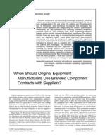Component Brand