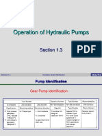 1.3 Hydraulic Pumps