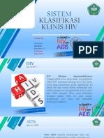 Sistem Klasifikasi Klinis HIV