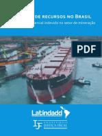 Fuga de capitales en Brasil - Latindadd - IJF