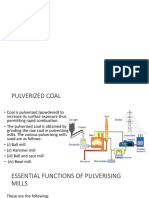 Pulverized Coal