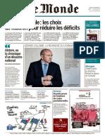 Le Monde & 3 Supplémen_ Du Vendredi 29 Septembre 2017 - Copie
