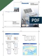 Panasonic Conduit Catalog