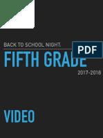 B2SN 5th Grade 2017