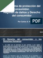 Sistema de Protección Del Consumidor. Régimen de Daños (Maestría en Derecho de Daños UM 2017 - Carlos a. Hernández)
