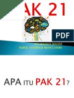 PAK 21
