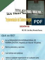 Sistema de Gestion de Calidad Iso 9001(II)