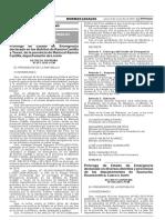 D.S. 078-2015 PCM