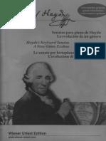 Sonatas Haydn