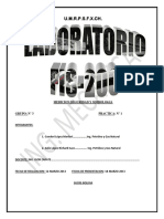 PRACTICA N° 1 FIS-200