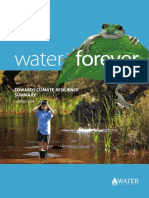 Water Forever 50 Year Plan Summary