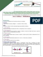 Arco Voltaico_soldaduras - Feira de Ciências ..