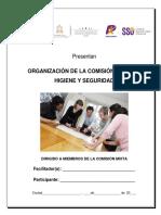 Manual - Organizacion de La Comision Mixta