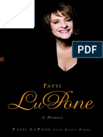 Patti LuPone by Patti LuPone - Excerpt