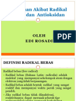 Gangguan Akibat Radikal Bebas dan  Antioksidan.pptx