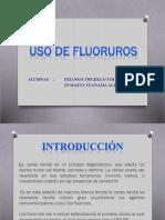 Uso de Fluoruros (2)
