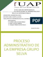 Diapositiva Grupo Selva