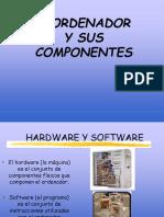 Componentes Del Ordenador TIC