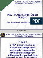 Pea – Plano Estratégico de Ação