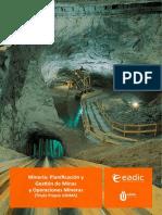 Master Mineria Planificacion Gestion Minas