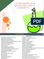 Maual de Productos Quimicos Para Aseo y Cosmetica.ppsx