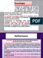 TECNOLOGIA-definiciones