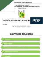Sistema de Gestión y Auditoria Ambiental