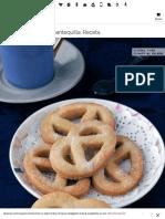 Pastas Danesas de Mantequilla