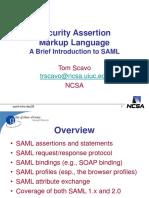 Saml Intro Dec05