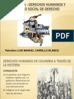 Colombia Derechos Humanos Yestadosocialdederecho