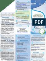 Maestria en Planificacion y Desarrollo de Recursos Hidraulicos