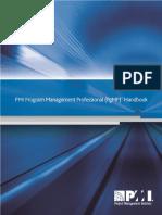 Program Management Professional Handbook