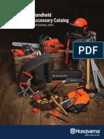 Husqvarna Pro Accessory Catalog 2016
