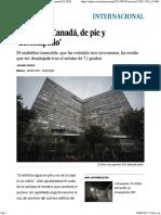 El Edificio Canadá, De Pie y 'Desokupado' _ Internacional _ EL PAÍS