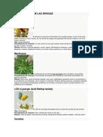 CLASIFICACION DE LAS DROGAS.docx
