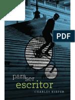 Para ser escritor - Charles Kiefer.pdf