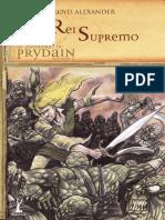 O Rei Supremo - as Aventuras d - Lloyd Alexander