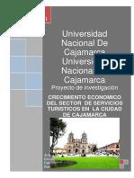 Proyecto de Investigacion (Grupo N° 7)