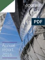 AR Aperam 2016 Annual Report